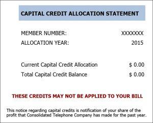 Capital-Credits
